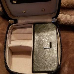Ann Taylor LOFT Jewelry Case